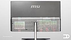 معرفی کامپیوتر ام اس آی سری MSI PRO 24X