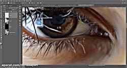 نقاشی دیجیتال در فتوشاپ