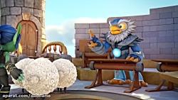 انیمیشن «آکادمی اسکای لندرز» | فصل 1 قسمت 4 | دوبله فارسی