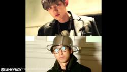 کاور Justin and Adam از EXO آهنگ Tempo
