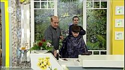 پیرایش موی سر - جواد مسلمی (توانمندسازی)
