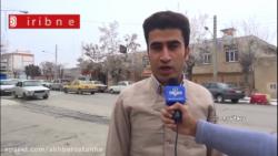 واکنش مردم استان کردستان در پی پاسخ موشکی