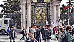 Tüm anlarınızın tadını Taksim Meydanı'nda çıkarabilirsiniz.!