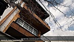 گروه معماران ساسان لطفی - پروژه ویلا