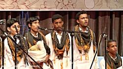 گروه سرود دانش آموزان پسر استان سيستان و بلوچستان (جشنواره 33) نيشابور