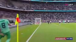 خلاصه بازی رئال مادرید 3-1 والنسیا