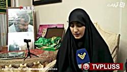 دختر حاج قاسم: ای ترامپ کثیف عمویم سید حسن، انتقام پدرم را میگیرد