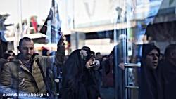 اقامه مردم در عزای سپهبد مدافع حرم