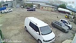 سرقت های ماهرانه و خشن سارقان در روسیه