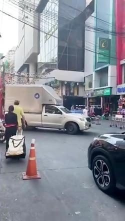 فروش تیشرت سردار سلیمانی در بانکوک تایلند