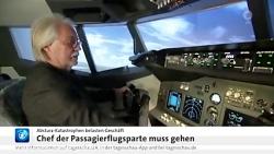 توضیحات شبکه ARD راجع به مشکلات فنی هواپیمای بوئینگ