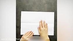 اموزش ساختن کارت تبریک زیبا با وسایل ساده
