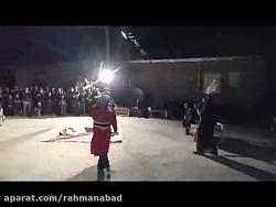 شمر تعزیه امام حسین کربلایی اصغر کولیوند