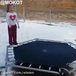 پرش یخی