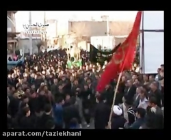 مداحی حاج مرتضی حیدری زنجانی در روز شهادت فاطمه زهرا(س)