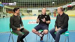 گفتگو با کولاکویچ در مورد شرایط تیم ملی والیبال