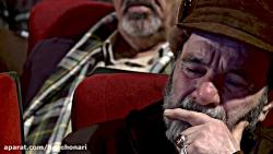 شعرخوانی محمدرضا طهماسبی در شب شعر سردار آسمانی