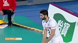 والیبال انتخابی المپیک...