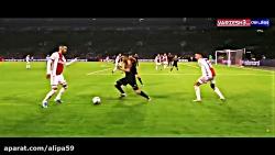 تکنیک ها و مهارت های ستارگان فوتبال جهان