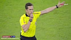 خلاصه بازی بارسلونا 2-3 اتلتیکو مادرید - نیمه نهایی سوپرکاپ اسپانیا