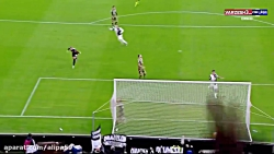 خلاصه بازی یوونتوس 4-0 کالیاری و هتریک رونالدو