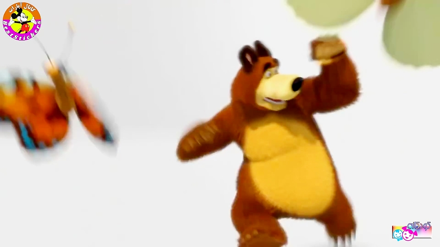 کارتون خارجی - ماشا و خرسه - دوبله فارسی - کیفیت FULL HD - قسمت 30