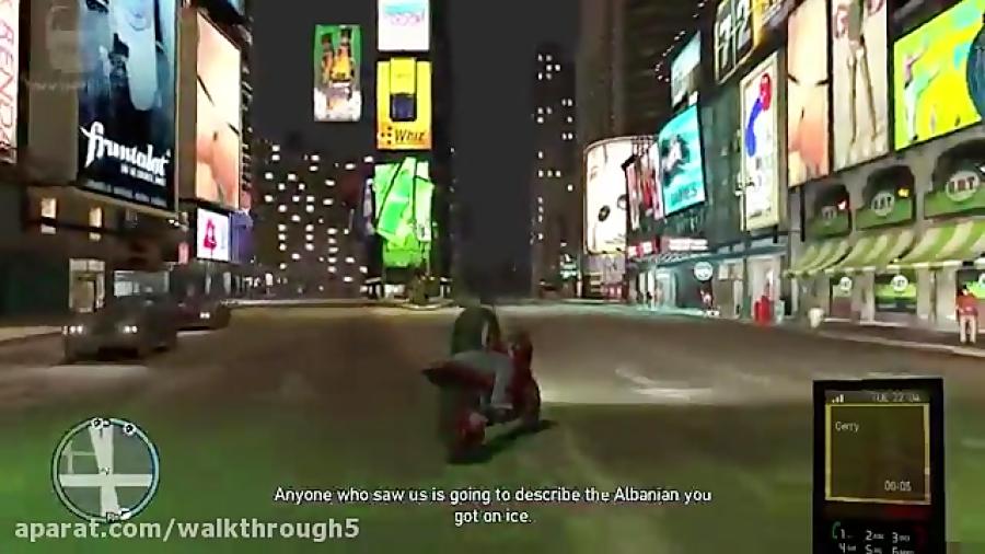 واکترو بازی Gta IV قسمت ۵۳