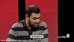 شعر گفتن جوان غیر ایرانی برای حاج قاسم