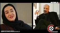 اولین تجربه بازیگری هانیه توسلی در سگ کشی