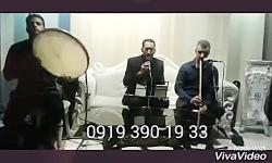 اجرای ختم عرفانی با نوازنده نی و دف ۰۹۱۹۳۹۰۱۹۳۳ مداح و خواننده سنتی