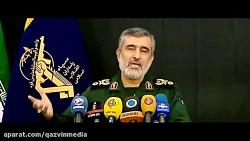 میکس جالب فیلم بادیگارد و سخنان سردار حاجی زاده