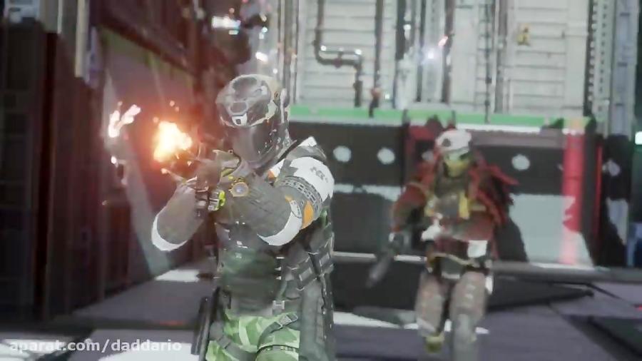 تریلر سلاح های بازی اکشن Call of Duty Infinite Warfare