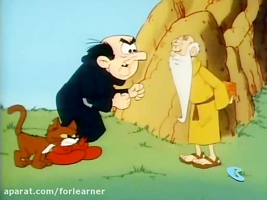 کارتون اسمورف ها - قسمت 84