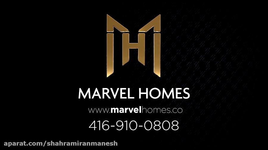 تیزر تبلیغاتی به زبان انگلیسی Marvel Homes