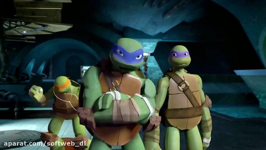 لاکپشت های نینجا 2012 - فصل اول قسمت 5