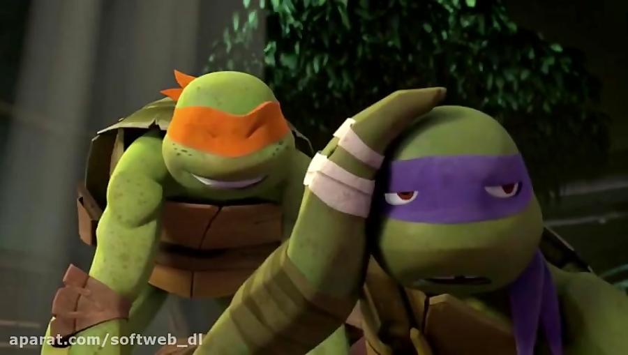 لاکپشت های نینجا 2012 - فصل اول قسمت 7