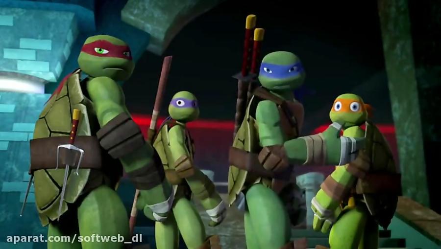 لاکپشت های نینجا 2012 - فصل اول قسمت 10