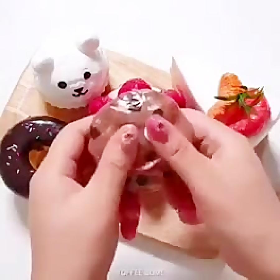 اسلایم غذا