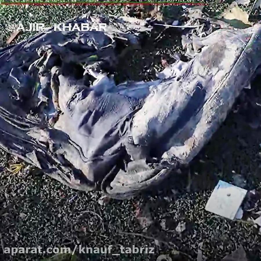 تمام ابهامات سقوط هواپیمای اوکراینی ( موشک کروز از کجا آمد؟!)