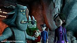 انیمیشن غول کش ها فصل 3 قسمت 7 - Trollhunters