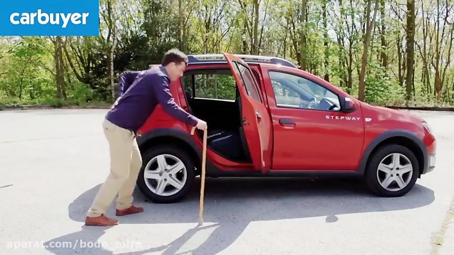 بررسی خودرو ساندرو استپ وی هاچ بک