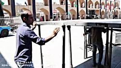 هفدهمین اجلاس بین المللی پیرغلامان حسینی در یزد