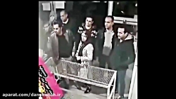 حمله نانوای عصبانی به مشتریان خود در ایران