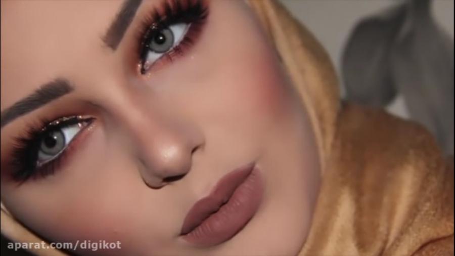 آرایش عربی بسیار زیبا