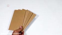 کاردستی با کارتن و مقوا با ایده های خلاقانه شماره 22