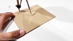 کاردستی با کارتن و مقوا با ایده های خلاقانه شماره 39