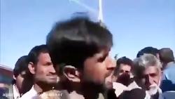 درس غیرت و مردانگی از سردار دلها... (سیستان و بلوچستان)
