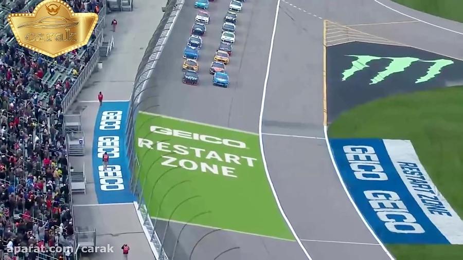 نگاه به مسابقات اتومبیل رانی ناسکار   مجله ماشین مسابقه