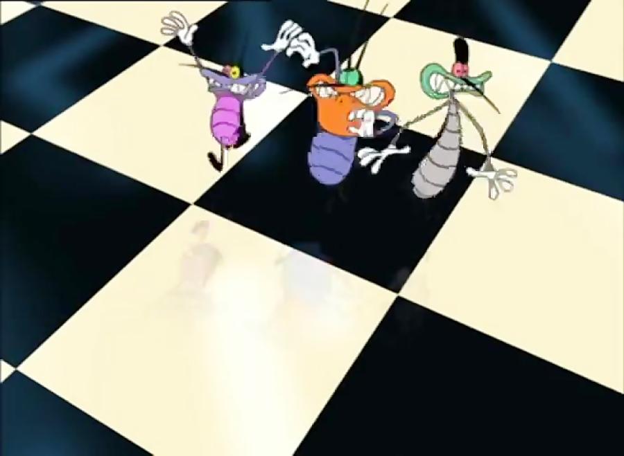 کارتون اوگی و سوسک ها ( قسمت ۱ اول )