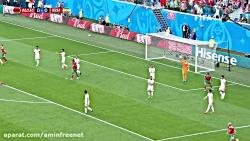 {{ ایران _ مراکش }}_موقعیتهای حساس _  __  (جام جهانی 2018 روسیه)